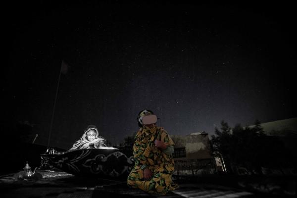 Estrelas no Deserto